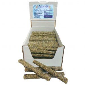 Premium Cod & Herring Sticks